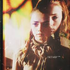 arya stark sansa stark wallpapers stark children images sansa u0026 arya wallpaper and background photos