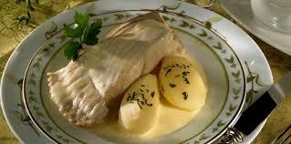 cuisiner le turbot filet de turbot au beurre mousseux facile recette sur cuisine