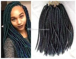 best braiding hair for twists new green mix color ombre fauxlocs braid crochet twists hair