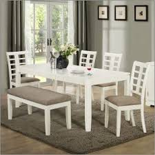 white shabby chic dining room table and chairs chairs home