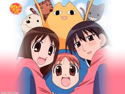 azumanga daioh the animation azumanga daioh wallpapers anime manga kawaii papier peint manga