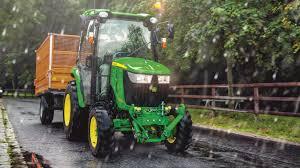 compact utility tractors john deere uk u0026 ie