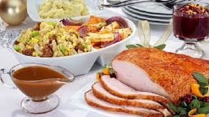 meals and restaurants open for thanksgiving 2017