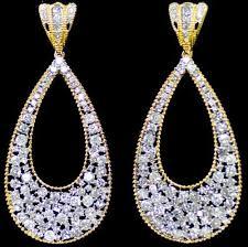 danglers earrings design designer dangler diamond earrings antariksh creations mumbai