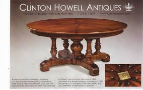 schwartz table radial expansion dining table woodworking talk woodworkers forum