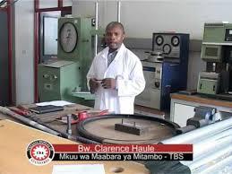 bureau of standards tanzania bureau of standards tbs