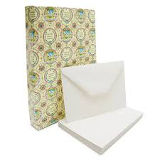 stationery set fabriano stationery set library of congress shop