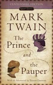 prince pauper mark twain
