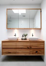 Recycled Bathroom Vanities by Introducing The Iluka Wall Hung Recycled Timber Vanity