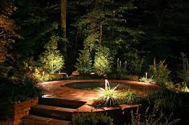 backyard tree lighting ideas backyard fence ideas