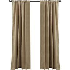 Burlap Panel Curtains Curtain White Blackout Lined Burlap Curtain Panels Curtains