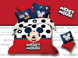 Mickey Mouse King Size Duvet Cover Compare Prices On Mickey Mouse King Size Bedding Online Shopping