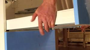 Drawer Kitchen Cabinets by How To Remove Ikea Maximera Kitchen Cabinet Drawer Youtube