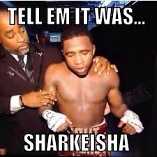Sharkeisha Meme - here s our favorite 10 memes from the bronermaidana fight the source