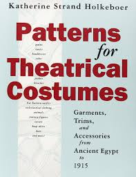 home theater egypt patterns for theatrical costumes garments trims and accessories