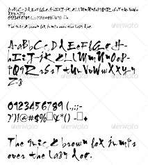 75 best font directory hand written images on pinterest script