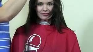 female haircutting videos clipper вынужденные rapada женщины headshave стрижки forced headshave