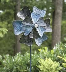 garden wind spinners metal uk spinners metal garden ornaments