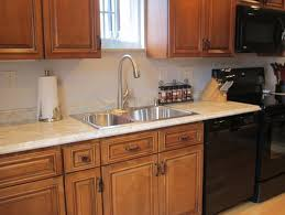 rustic brown kitchen cabinets used to do a complete kitchen reno
