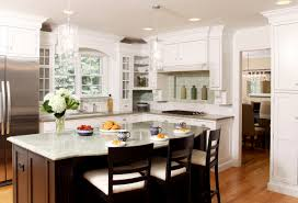 kitchen island with refrigerator dining room kitchen island shapes with chandeliers and