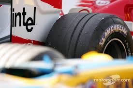 toyota tire wear tire wear on the toyota at monaco gp