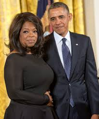 oprah obama boat vacation polynesia no comment