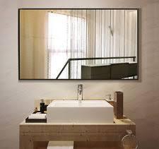 bathroom wall mounted magnifying mirrors ebay