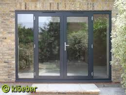 Exterior Single French Door by Best 25 Aluminium French Doors Ideas On Pinterest Bifold Glass