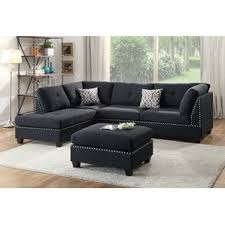 down filled sectional sofa sofas u0026 sectionals birch lane