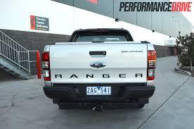 Ford Ranger Truck Decals - 2012 ford ranger wildtrak rear end
