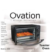 Portable Toaster Oven New Portable Benchtop Electric 9l Mini Small Bake Toast And Grill
