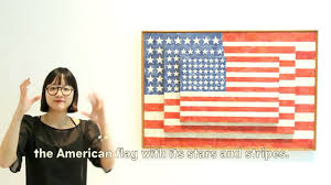 Johns Flag Vlog Jasper Johns Three Flags 1958 Whitney Museum Of American Art