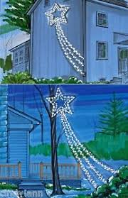 shooting star icicle lights cheap shooting star christmas lights outdoor find shooting star