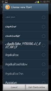 angilla tattoo font android apps on google play