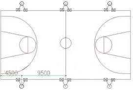 lighting layout design outdoor basketball court lighting design outdoor designs