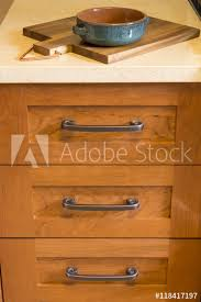 hardware for cherry cabinets up detail of high quality cherry wood cabinets with