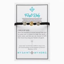 my communion holy communion bracelet my my wearable blessings