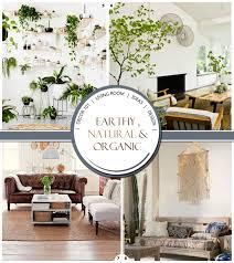 organic home decor decor 101 earthy natural organic living room design your