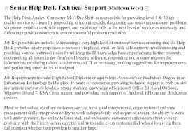 help desk positions near me help desk resume sle complete guide 20 exles
