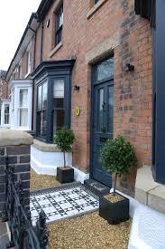 we supplied installed dark grey aluminium windows sliding doors