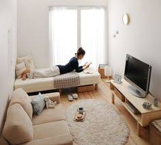Tworoom Apartment Of  To  Square Meters Can Be Easily - One room apartment design ideas