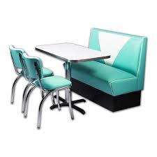 set de cuisine retro set de cuisine banquette et chaises vintage deco americaine goodies