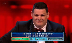 who are the chasers meet paul sinha hegerty labbett