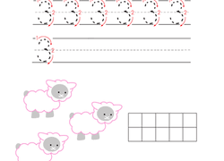 writing numbers worksheets u0026 free printables education com