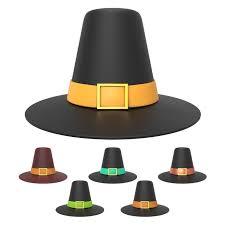 free 3d thanksgiving hat clipart vêtements et accessoires
