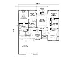 single storey house plans single story house plans design interior single story open floor