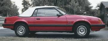 1983 mustang glx convertible value 1983 ford mustang styling and convertible 1983 ford mustang