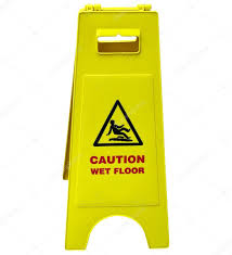 Wet Floor Images by Wet Floor Sign U2014 Stock Photo Claudiodivizia 3531062