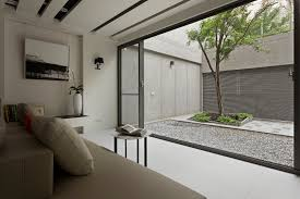homes with interior courtyards some stunningly beautiful examples of modern asian minimalistic decor