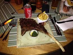 cuisine 750g tomahawk ribeye 750g picture of brewer butcher swakopmund